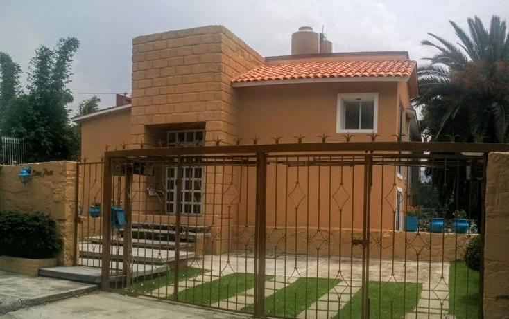 Foto de casa en renta en  , club de golf hacienda, atizapán de zaragoza, méxico, 1499413 No. 02