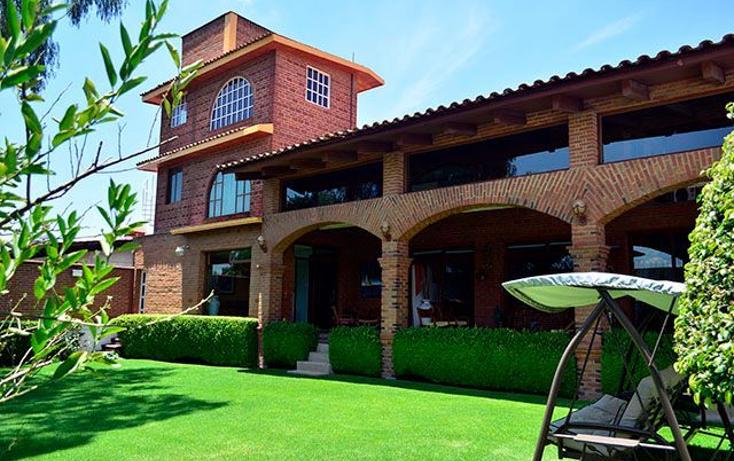 Foto de casa en venta en  , club de golf hacienda, atizapán de zaragoza, méxico, 1932470 No. 01