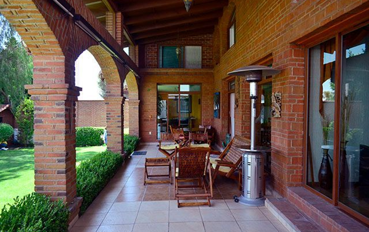 Foto de casa en venta en  , club de golf hacienda, atizapán de zaragoza, méxico, 1932470 No. 04