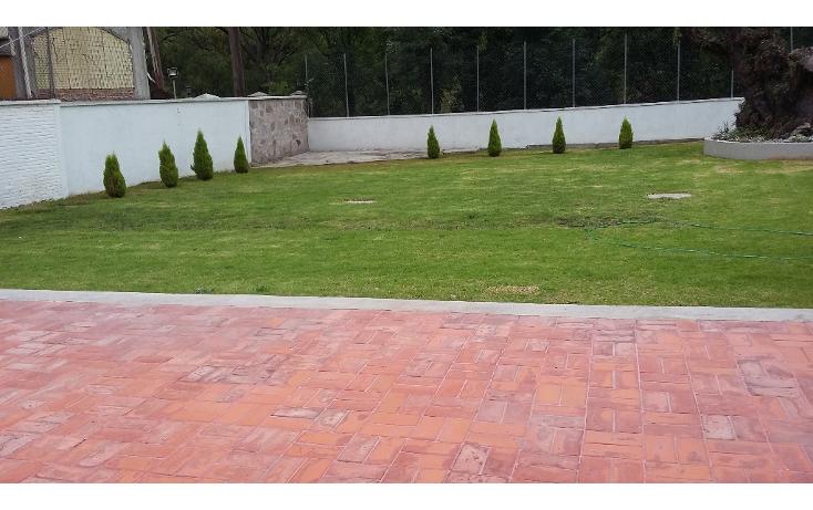 Foto de casa en venta en  , club de golf hacienda, atizapán de zaragoza, méxico, 1976120 No. 10