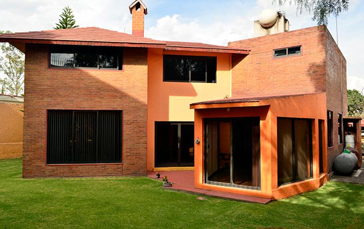 Foto de casa en venta en  , club de golf hacienda, atizapán de zaragoza, méxico, 943499 No. 01