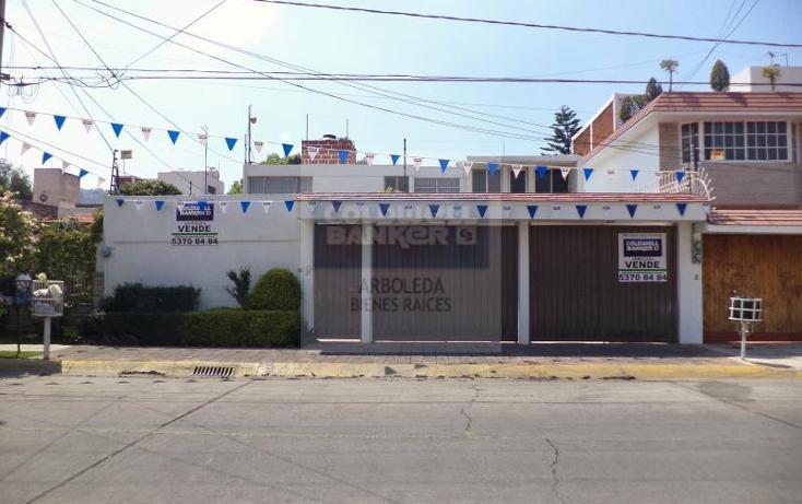 Foto de casa en venta en  19, las arboledas, atizapán de zaragoza, méxico, 824565 No. 01