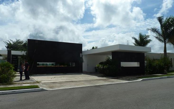 Foto de casa en venta en  , club de golf la ceiba, mérida, yucatán, 1044549 No. 01