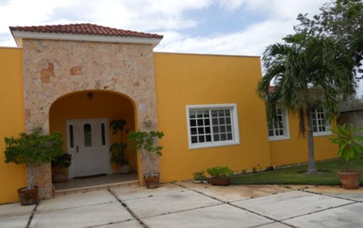 Foto de casa en venta en  , club de golf la ceiba, mérida, yucatán, 1059153 No. 01