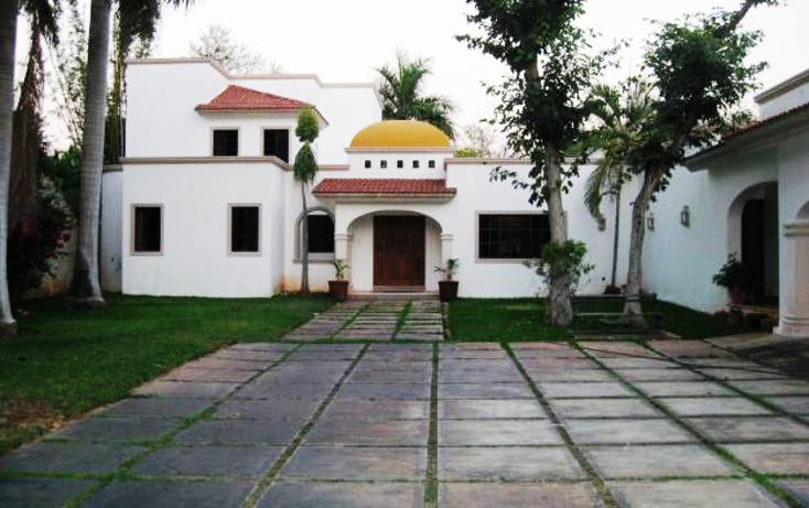 Foto de casa en venta en  , club de golf la ceiba, m?rida, yucat?n, 1071795 No. 01