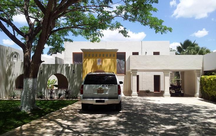 Foto de casa en renta en, club de golf la ceiba, mérida, yucatán, 1072669 no 01