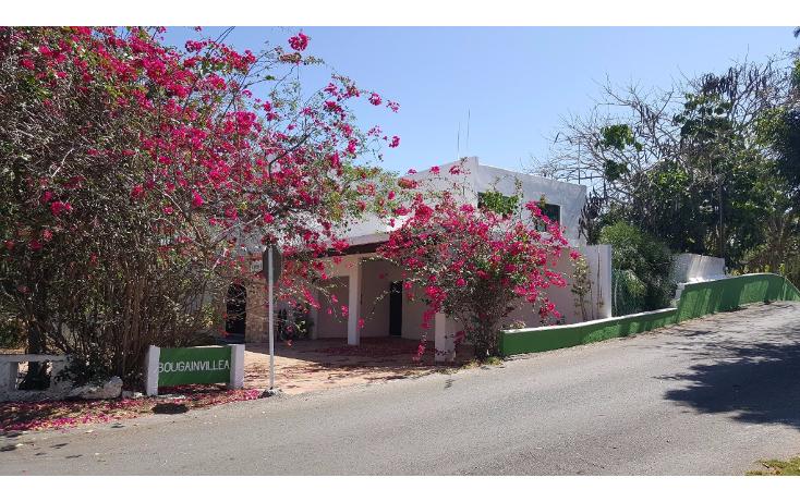 Foto de casa en venta en  , club de golf la ceiba, mérida, yucatán, 1096835 No. 01
