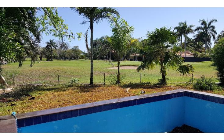 Foto de casa en venta en  , club de golf la ceiba, mérida, yucatán, 1096835 No. 20