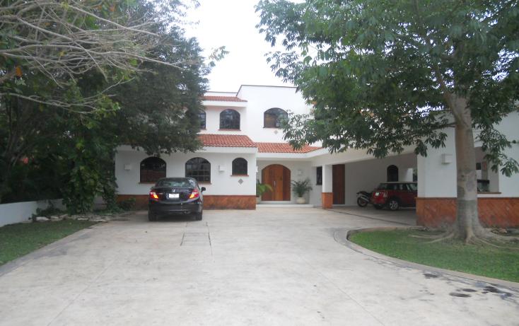 Foto de casa en venta en  , club de golf la ceiba, m?rida, yucat?n, 1098647 No. 01
