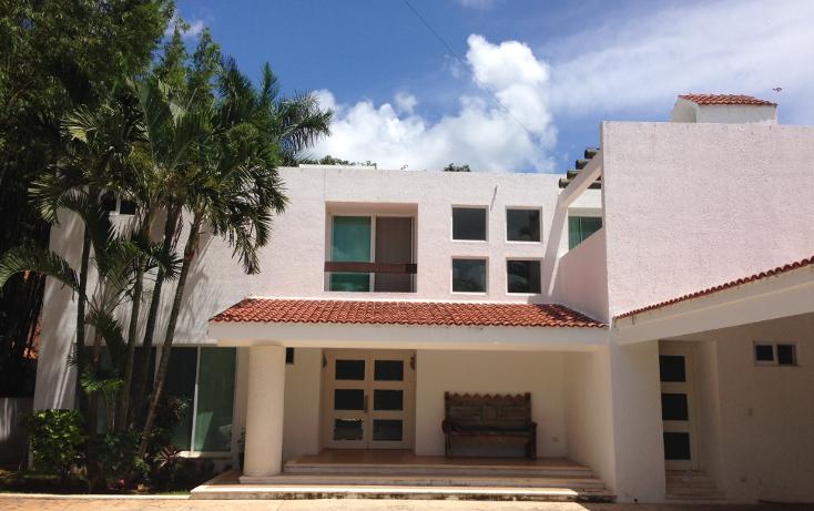 Foto de casa en venta en  , club de golf la ceiba, m?rida, yucat?n, 1099377 No. 01