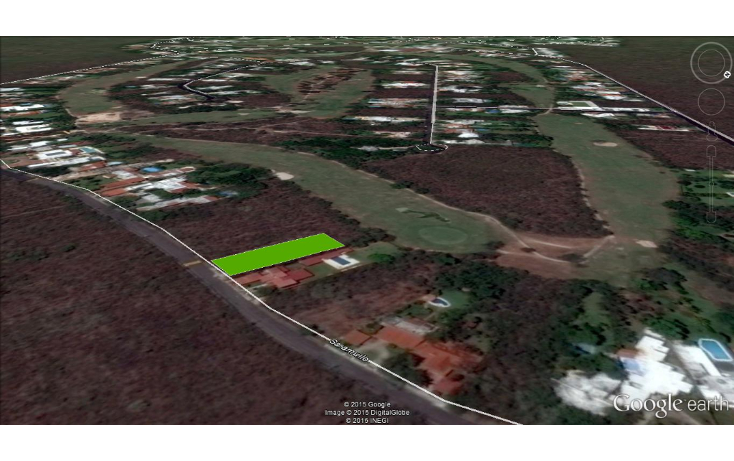 Foto de terreno habitacional en venta en  , club de golf la ceiba, mérida, yucatán, 1100149 No. 02