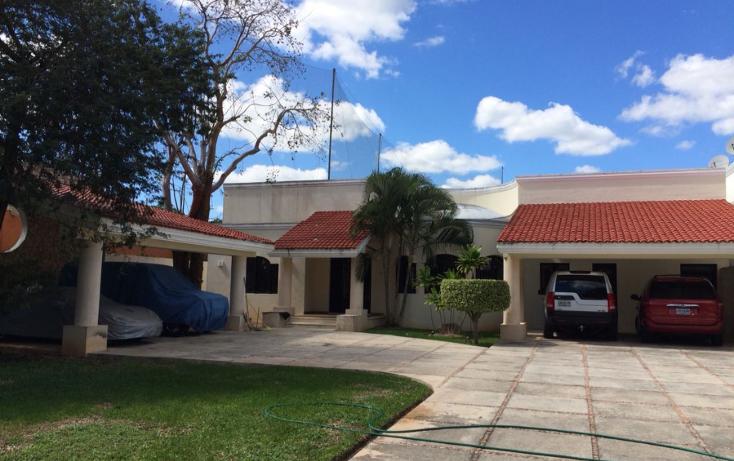 Foto de casa en venta en  , club de golf la ceiba, mérida, yucatán, 1102539 No. 01
