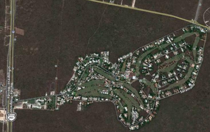 Foto de terreno habitacional en venta en  , club de golf la ceiba, mérida, yucatán, 1103027 No. 01