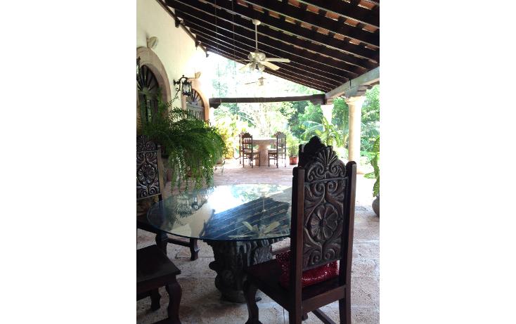 Foto de casa en renta en  , club de golf la ceiba, mérida, yucatán, 1106991 No. 31