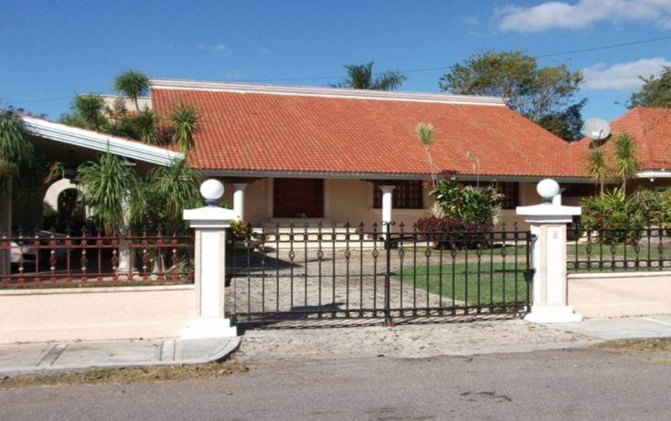 Foto de casa en venta en, club de golf la ceiba, mérida, yucatán, 1114919 no 01