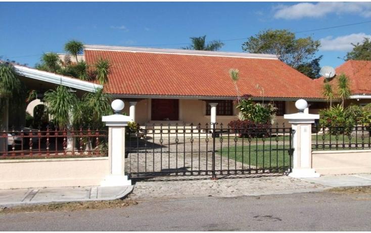 Foto de casa en venta en  , club de golf la ceiba, mérida, yucatán, 1114919 No. 01