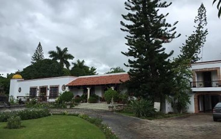 Foto de casa en venta en  , club de golf la ceiba, m?rida, yucat?n, 1116615 No. 01