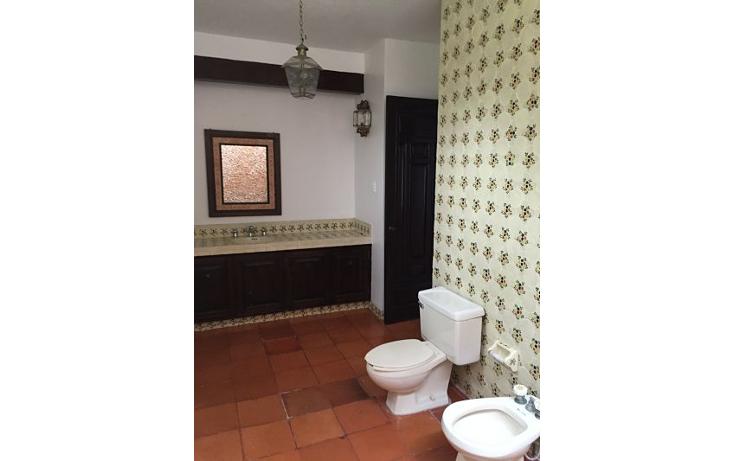 Foto de casa en venta en  , club de golf la ceiba, m?rida, yucat?n, 1116615 No. 23