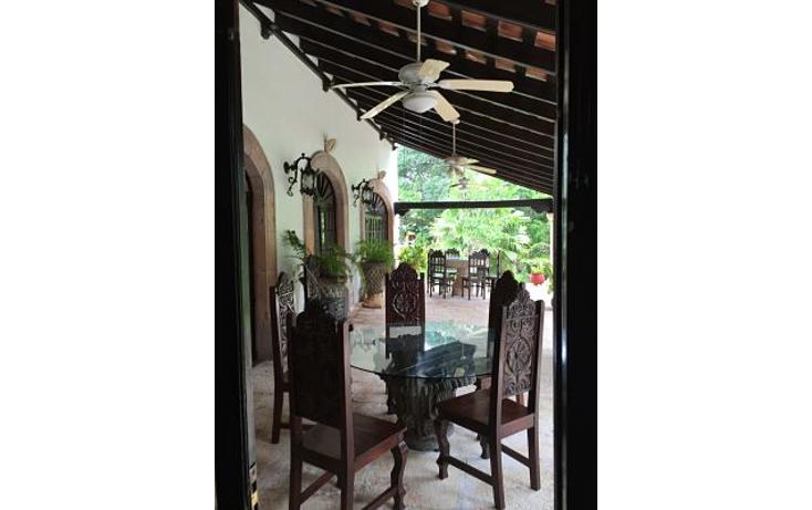 Foto de casa en venta en  , club de golf la ceiba, m?rida, yucat?n, 1116615 No. 31