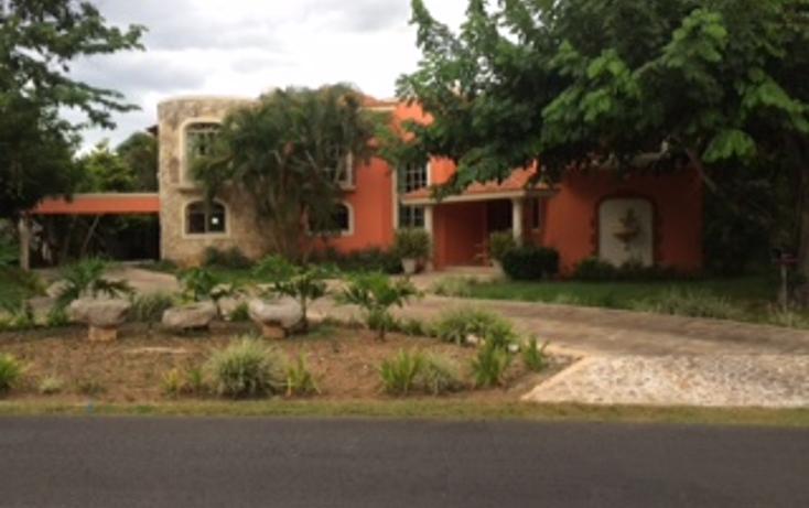 Foto de casa en venta en  , club de golf la ceiba, mérida, yucatán, 1124901 No. 01
