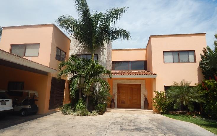 Foto de casa en venta en  , club de golf la ceiba, m?rida, yucat?n, 1134501 No. 01