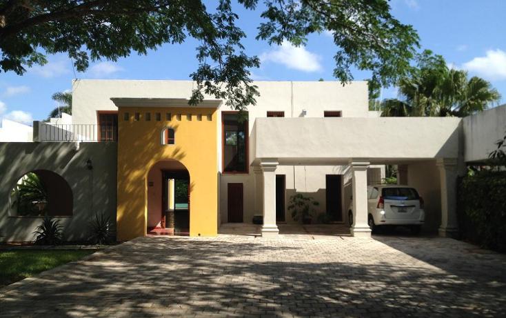 Foto de casa en renta en  , club de golf la ceiba, mérida, yucatán, 1174503 No. 01