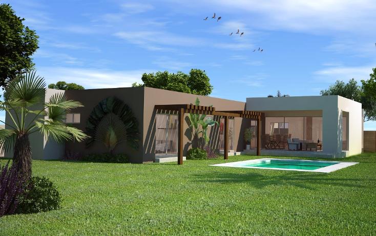 Foto de casa en venta en  , club de golf la ceiba, mérida, yucatán, 1176029 No. 02
