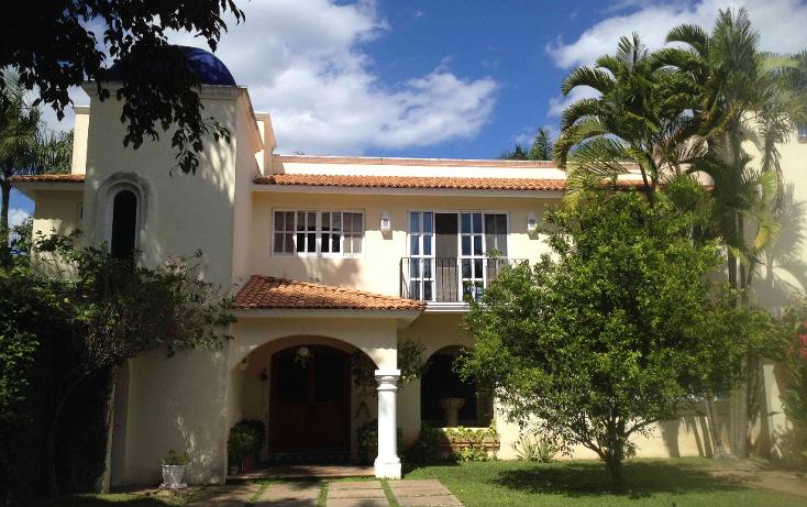 Foto de casa en venta en  , club de golf la ceiba, mérida, yucatán, 1182725 No. 01
