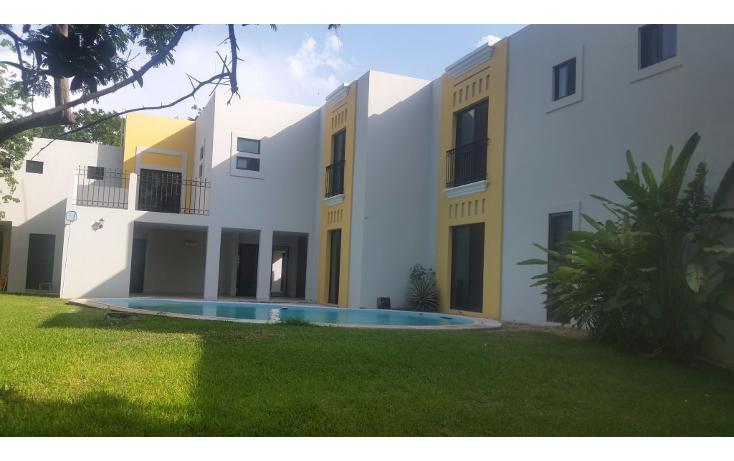 Foto de casa en renta en  , club de golf la ceiba, mérida, yucatán, 1195389 No. 01