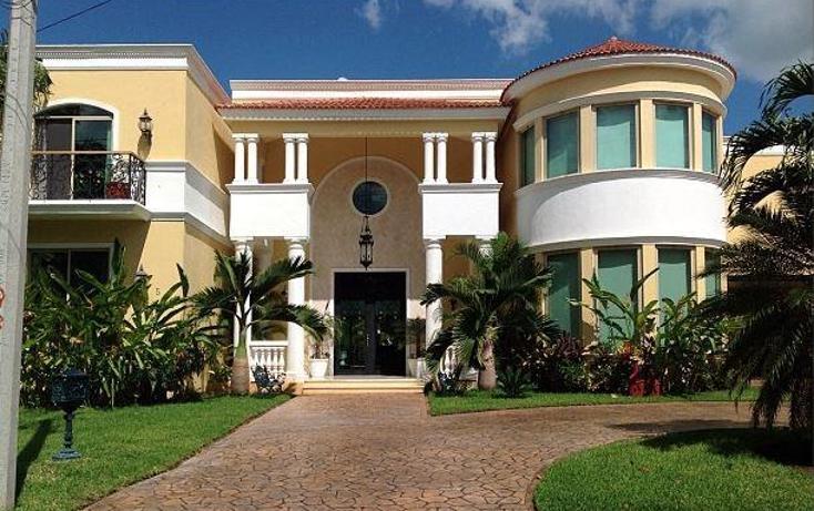 Foto de casa en venta en  , club de golf la ceiba, mérida, yucatán, 1248929 No. 01
