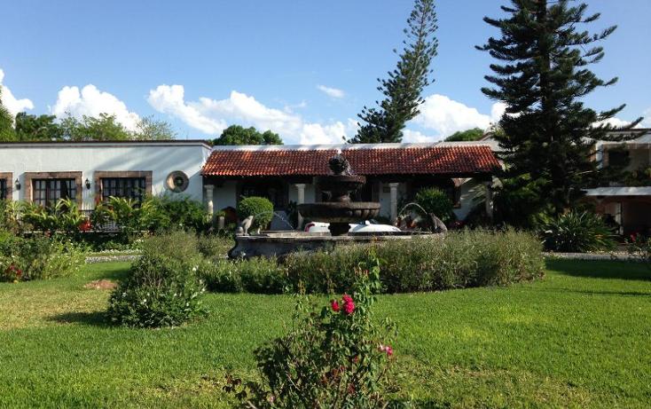 Foto de casa en venta en  , club de golf la ceiba, mérida, yucatán, 1286815 No. 01