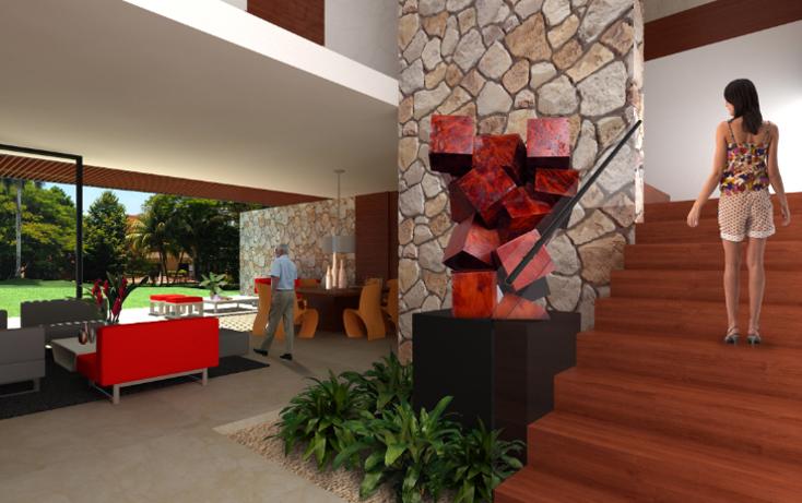 Foto de casa en venta en  , club de golf la ceiba, mérida, yucatán, 1287389 No. 02