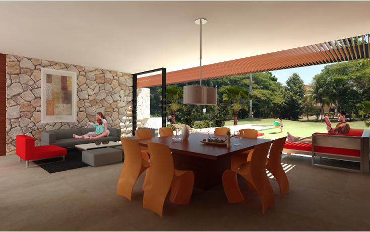 Foto de casa en venta en  , club de golf la ceiba, mérida, yucatán, 1287389 No. 03