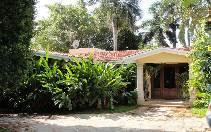 Foto de casa en renta en  , club de golf la ceiba, mérida, yucatán, 1376937 No. 02