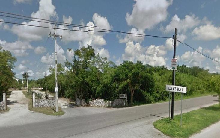 Foto de terreno habitacional en venta en  , club de golf la ceiba, mérida, yucatán, 1438793 No. 02
