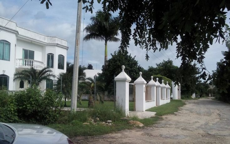 Foto de terreno habitacional en venta en, club de golf la ceiba, mérida, yucatán, 1438793 no 05
