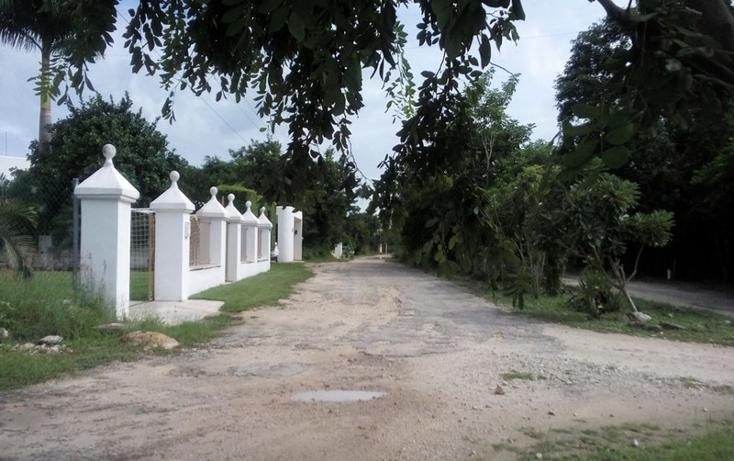 Foto de terreno habitacional en venta en  , club de golf la ceiba, mérida, yucatán, 1438793 No. 08
