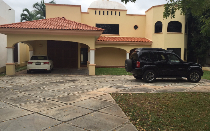 Foto de casa en renta en  , club de golf la ceiba, mérida, yucatán, 1570292 No. 01
