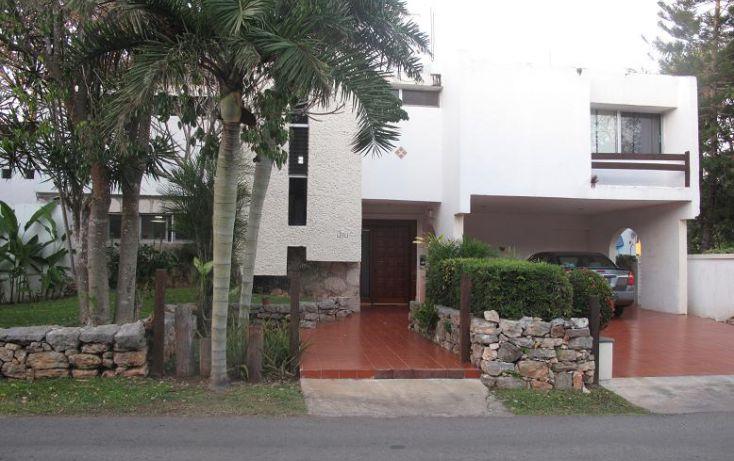 Foto de casa en venta en, club de golf la ceiba, mérida, yucatán, 1674974 no 01