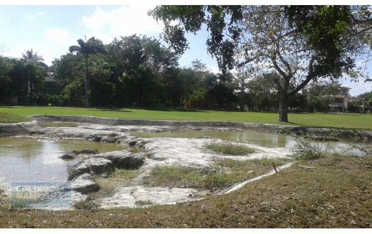 Foto de terreno habitacional en venta en  , club de golf la ceiba, mérida, yucatán, 1755463 No. 01