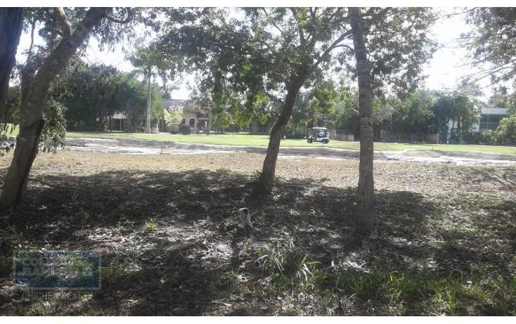 Foto de terreno habitacional en venta en  , club de golf la ceiba, mérida, yucatán, 1755463 No. 03