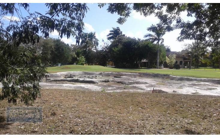 Foto de terreno habitacional en venta en  , club de golf la ceiba, mérida, yucatán, 1755463 No. 04
