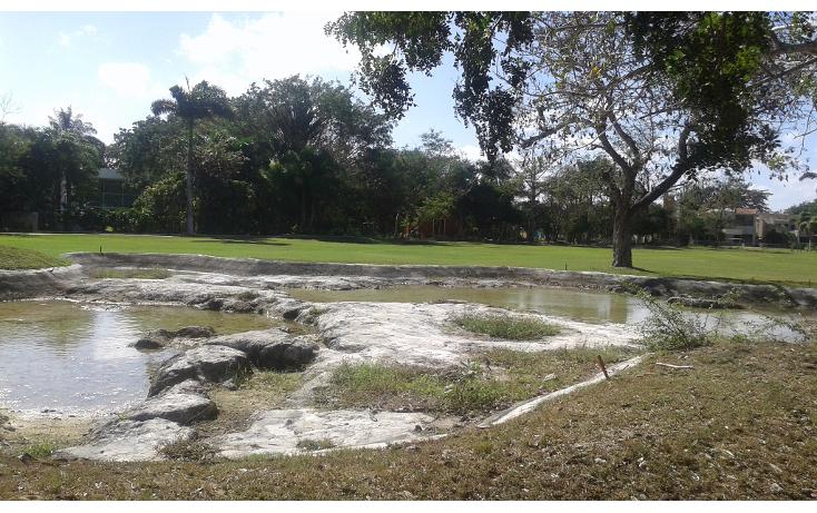 Foto de terreno habitacional en venta en  , club de golf la ceiba, m?rida, yucat?n, 1765308 No. 01