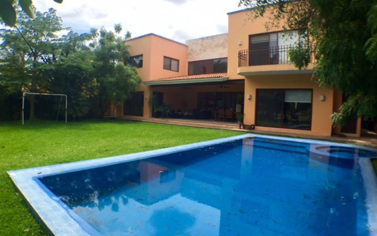 Foto de casa en renta en  , club de golf la ceiba, mérida, yucatán, 1782144 No. 01