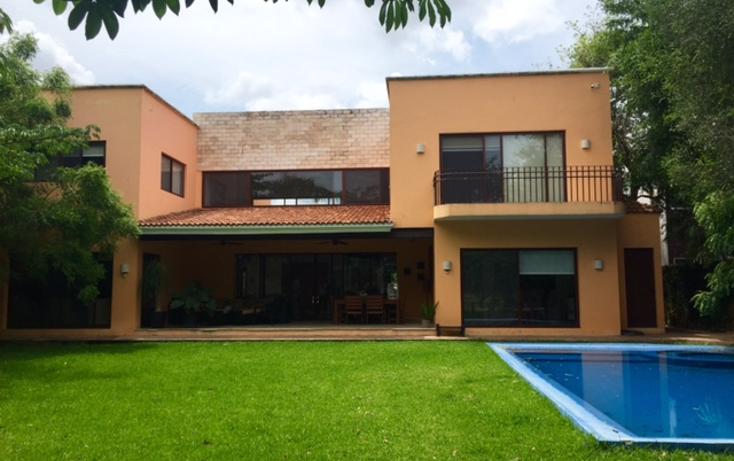 Foto de casa en renta en  , club de golf la ceiba, mérida, yucatán, 1782144 No. 02