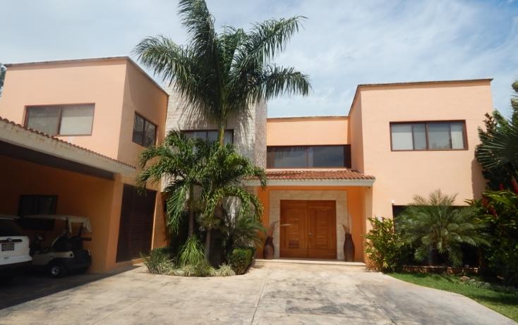 Foto de casa en renta en  , club de golf la ceiba, m?rida, yucat?n, 1811544 No. 01