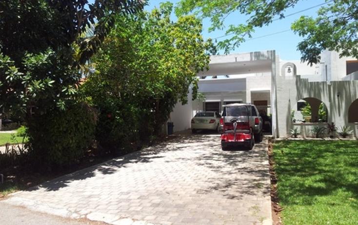Foto de casa en venta en  , club de golf la ceiba, m?rida, yucat?n, 1814822 No. 01