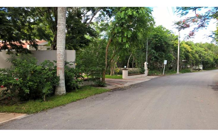 Foto de terreno habitacional en venta en  , club de golf la ceiba, mérida, yucatán, 2039878 No. 04