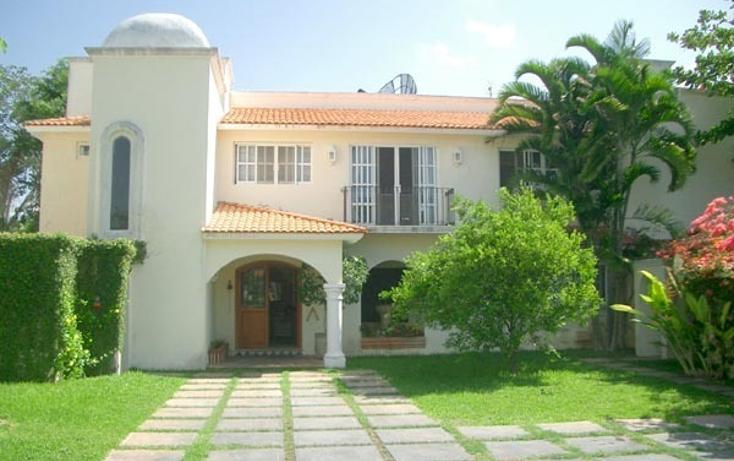 Foto de casa en venta en  , club de golf la ceiba, m?rida, yucat?n, 448019 No. 01