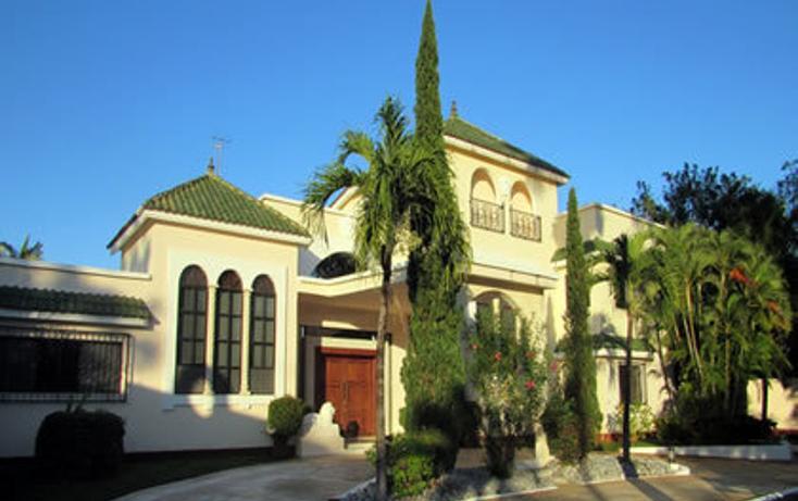 Foto de casa en venta en, club de golf la ceiba, mérida, yucatán, 952403 no 01